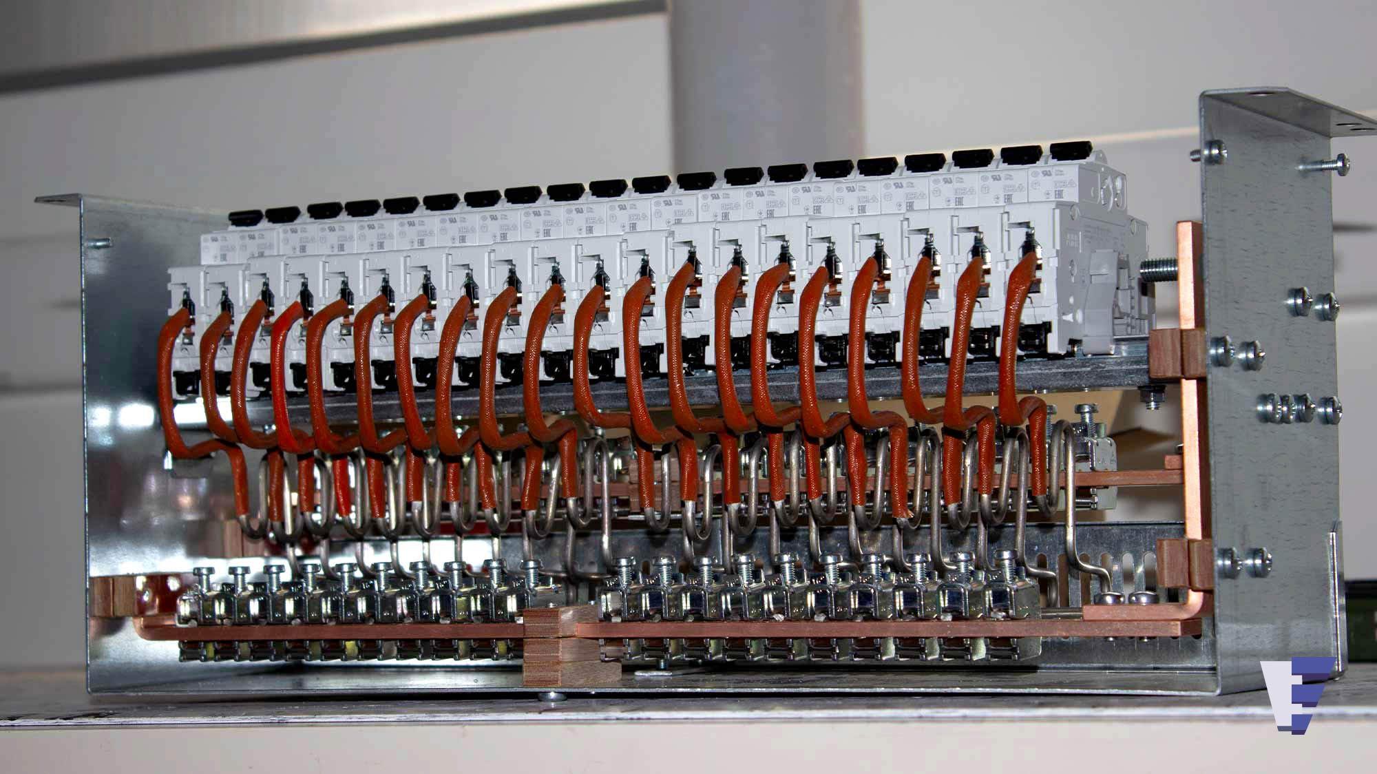 Velčić Ltd - DC distribution unit - under-voltage and over-voltage are diminished