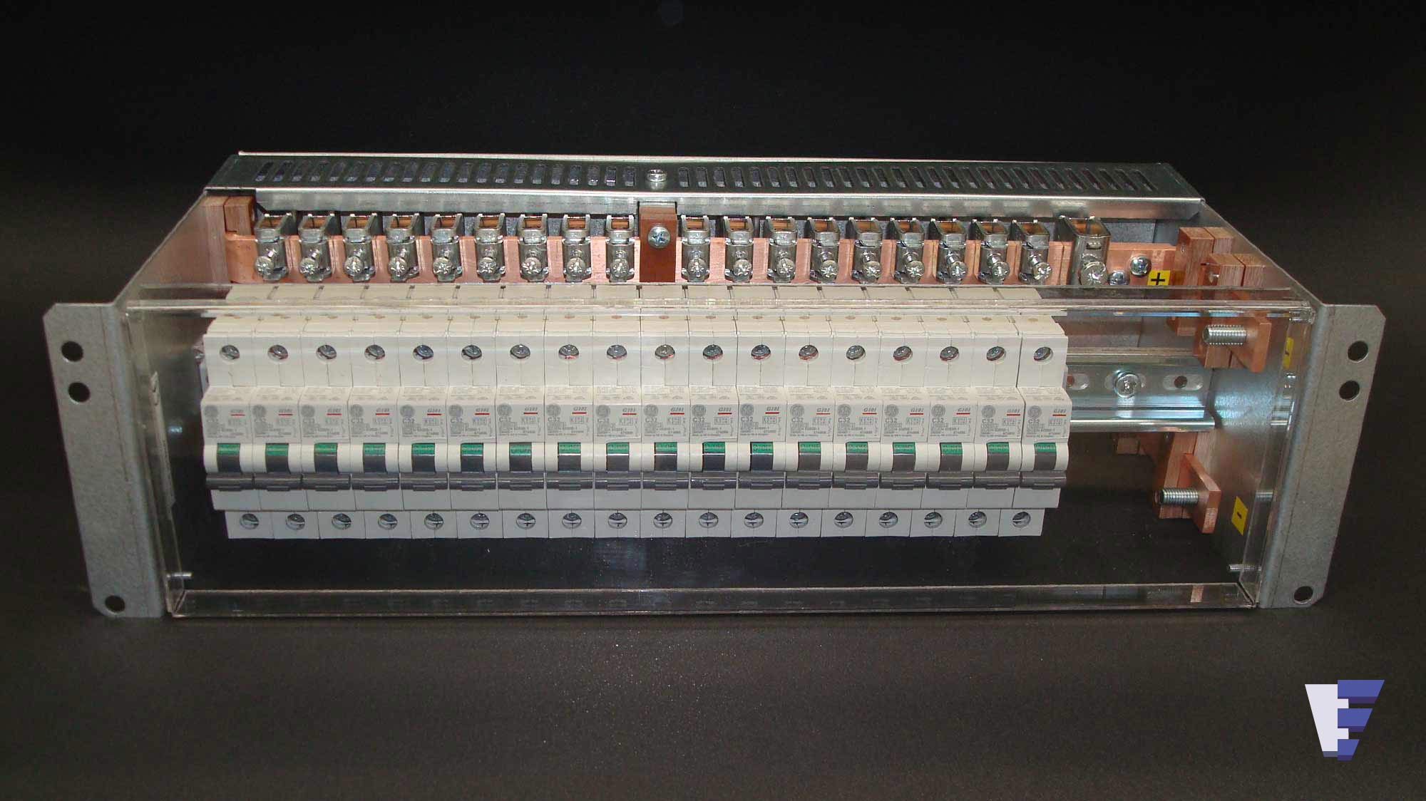 Velčić Ltd - DC distribution unit - resistance of power supply
