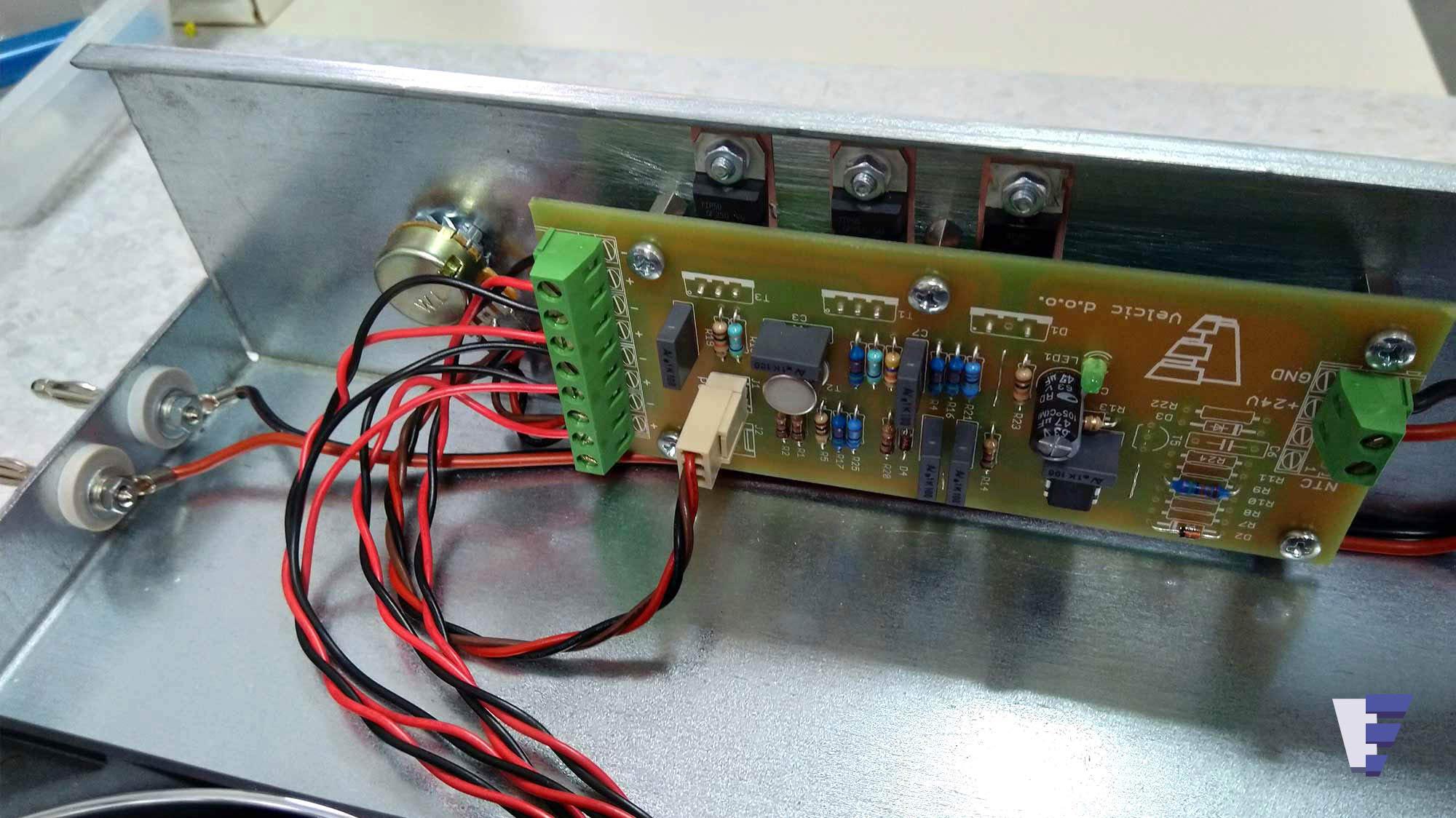 Velčić Ltd - Desk fan unit - portable desk air conditioner
