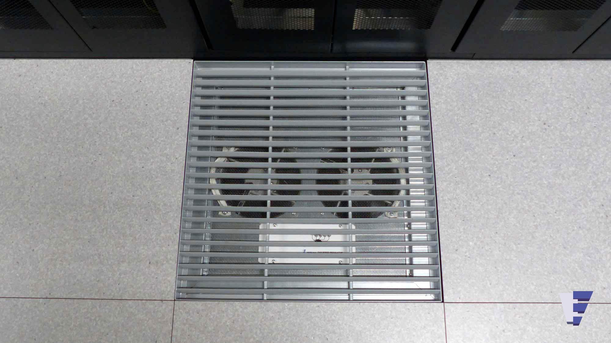 Velčić Ltd - Floor fan unit - data centers constructions
