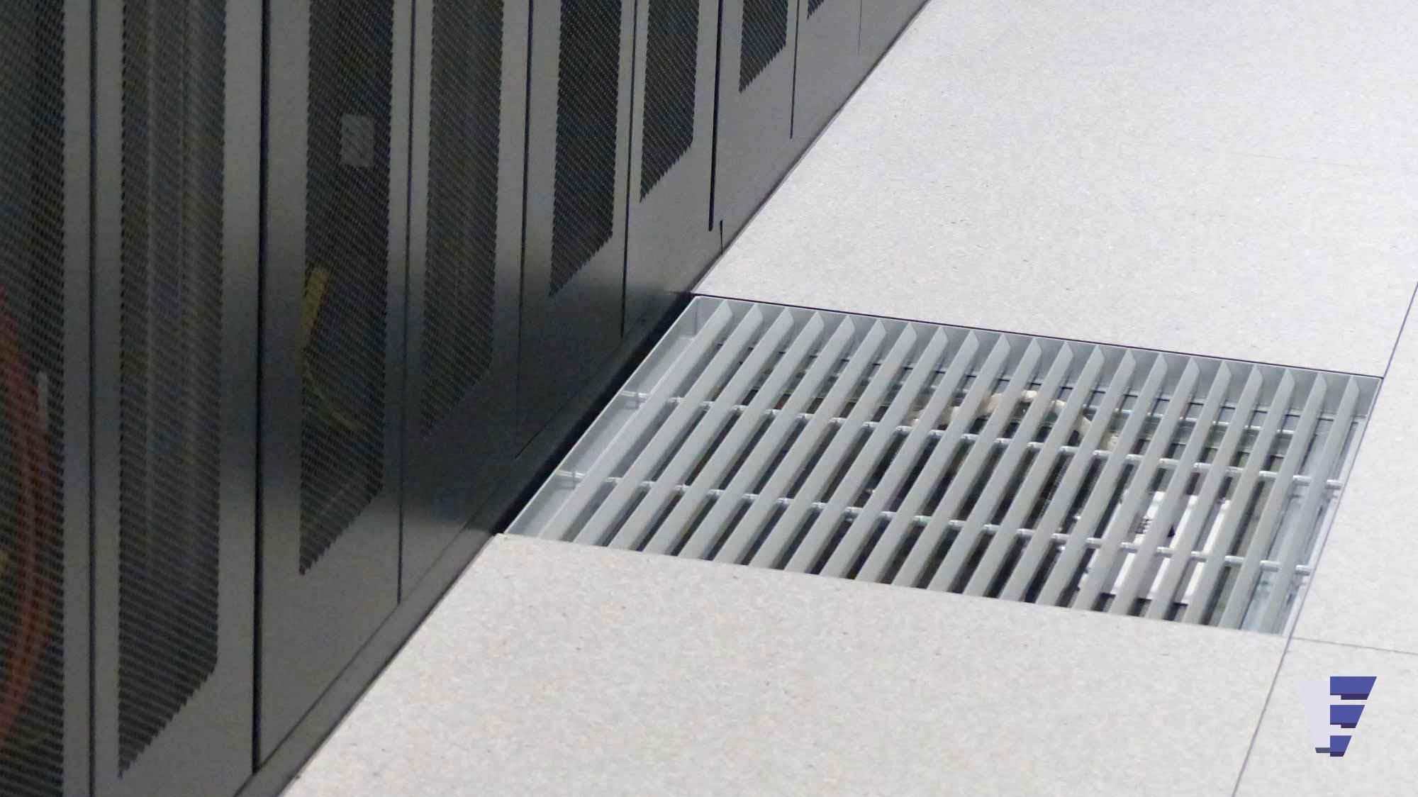 Velčić Ltd - Floor fan unit - for Large data and communication