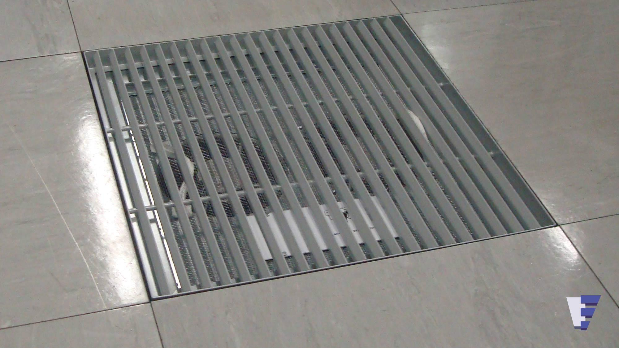 Velčić Ltd - Floor fan unit - self control cooling systems