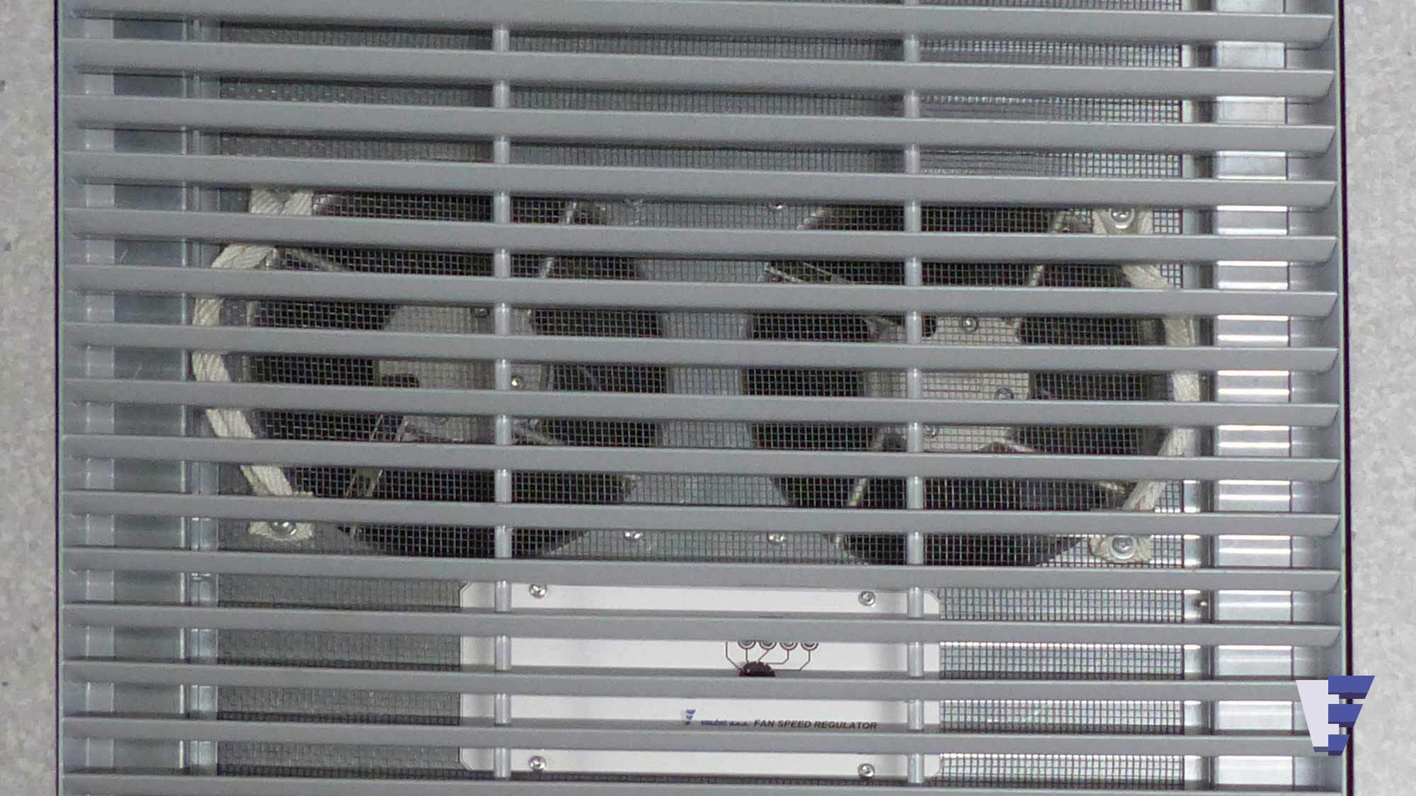 Velčić Ltd - Floor fan unit - server room that are far from the central air conditioner