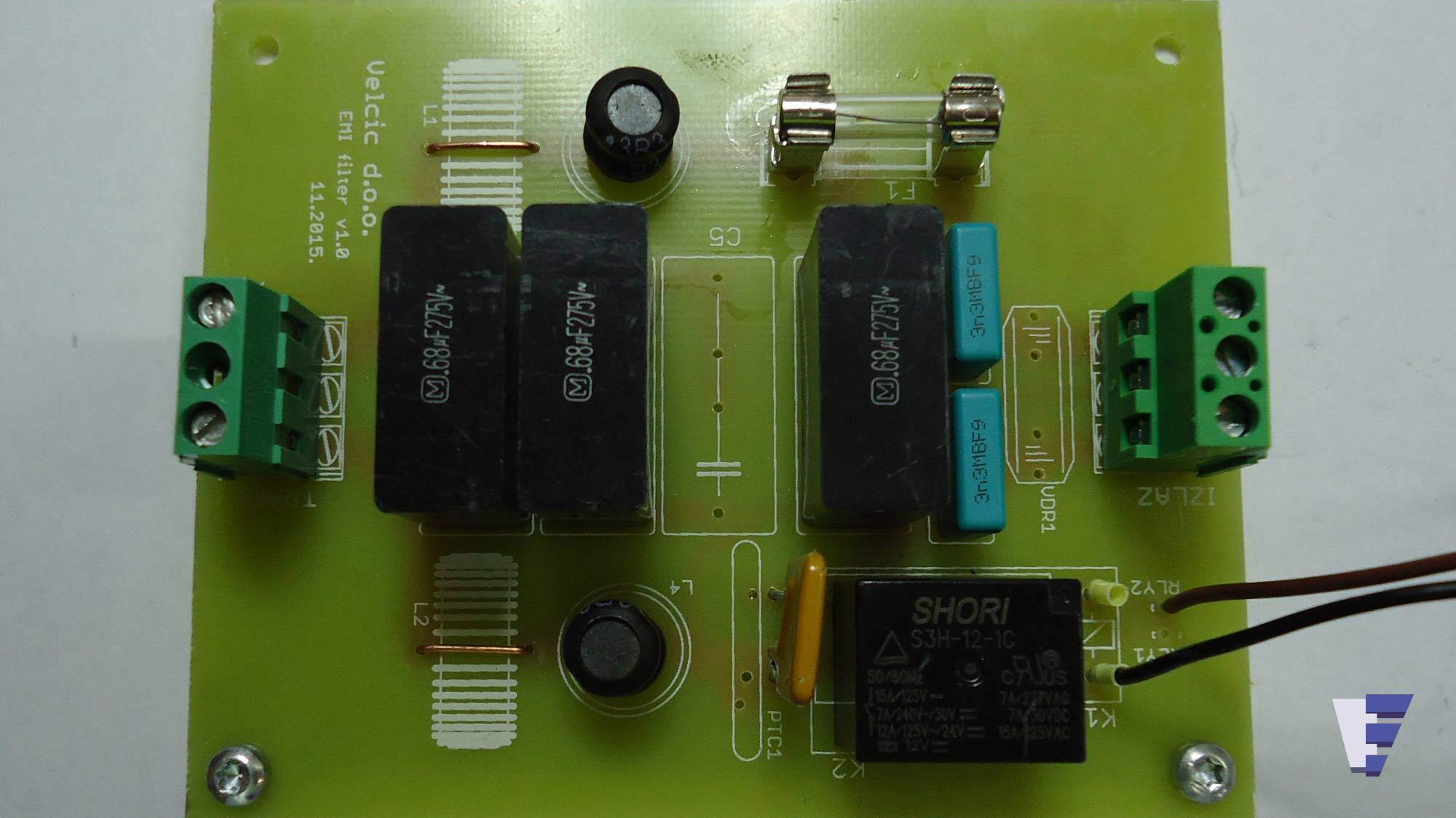 Velčić Ltd - Inverter - battery charger rectifier