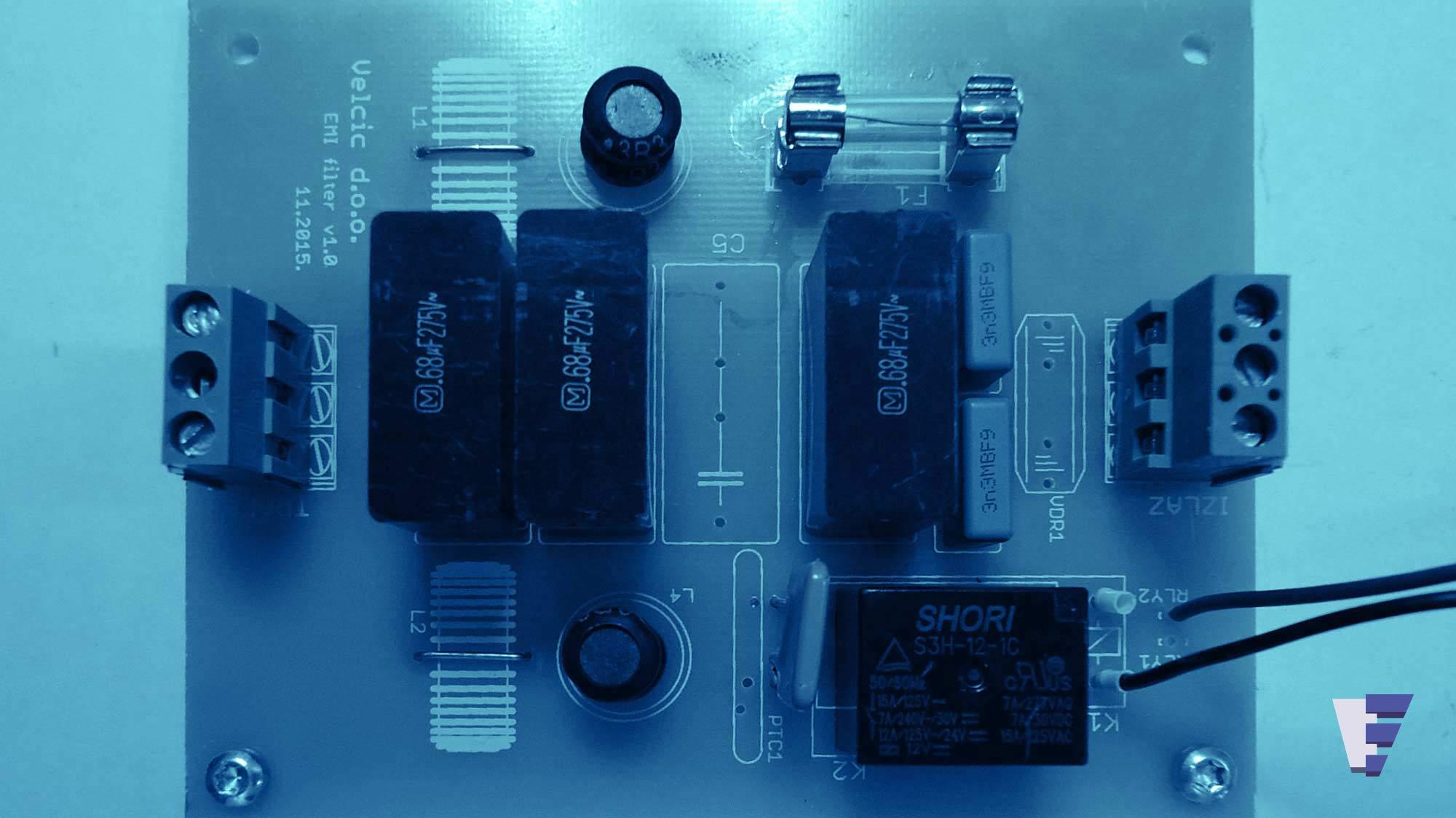 Velčić Ltd - Inverter - power converters ac to dc