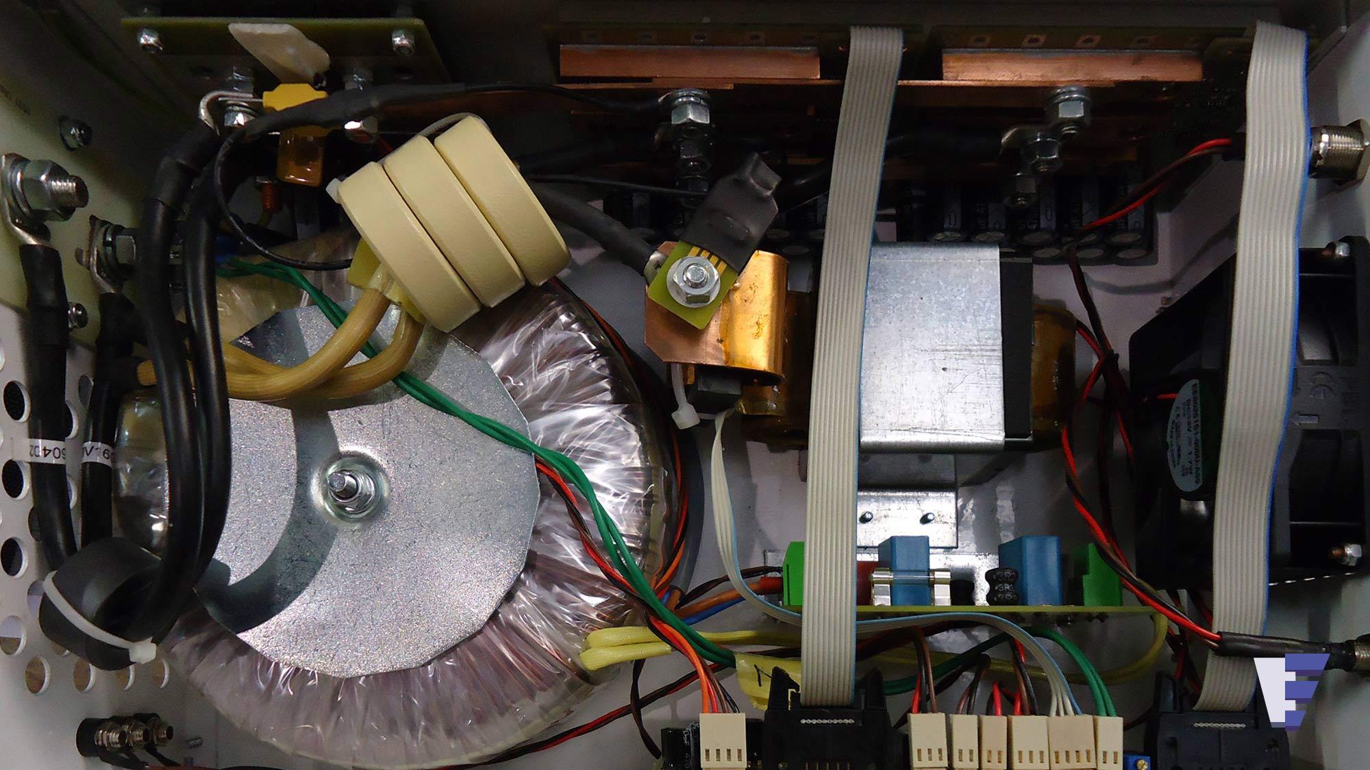 Velčić Ltd - Inverter - thermal overload protector
