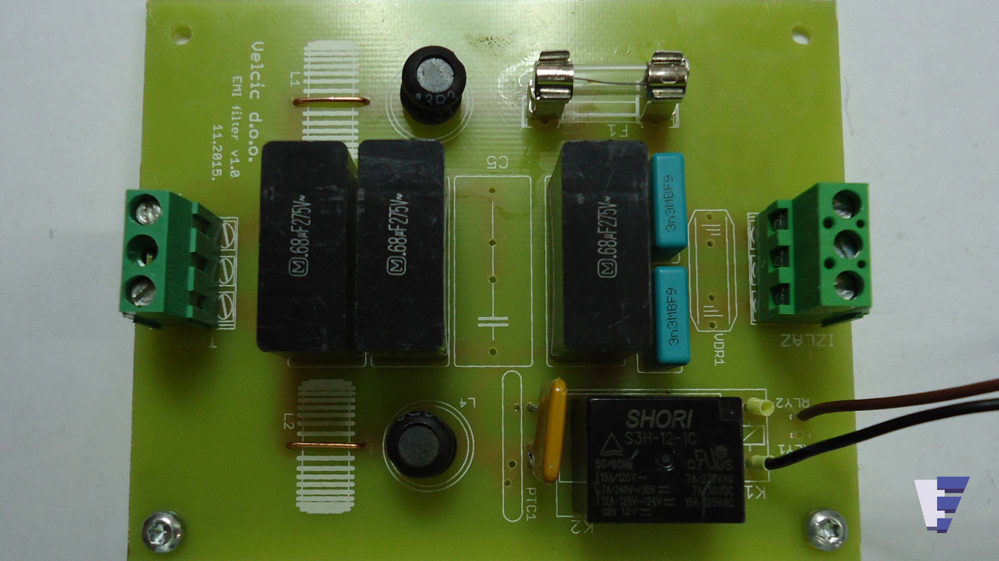 Invertor Velcic d.o.o. - zaštita osjetljive elektroničke opreme - čip