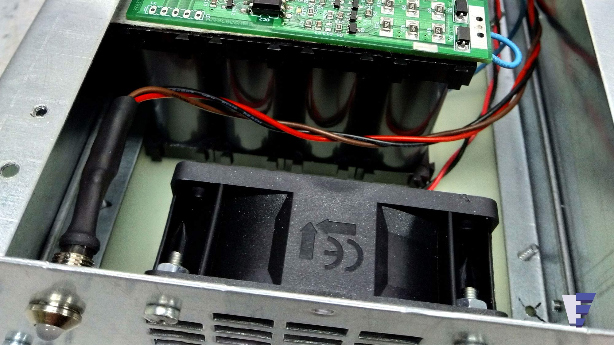 Velčić Ltd - Li-Ion battery modules -for solar power systems