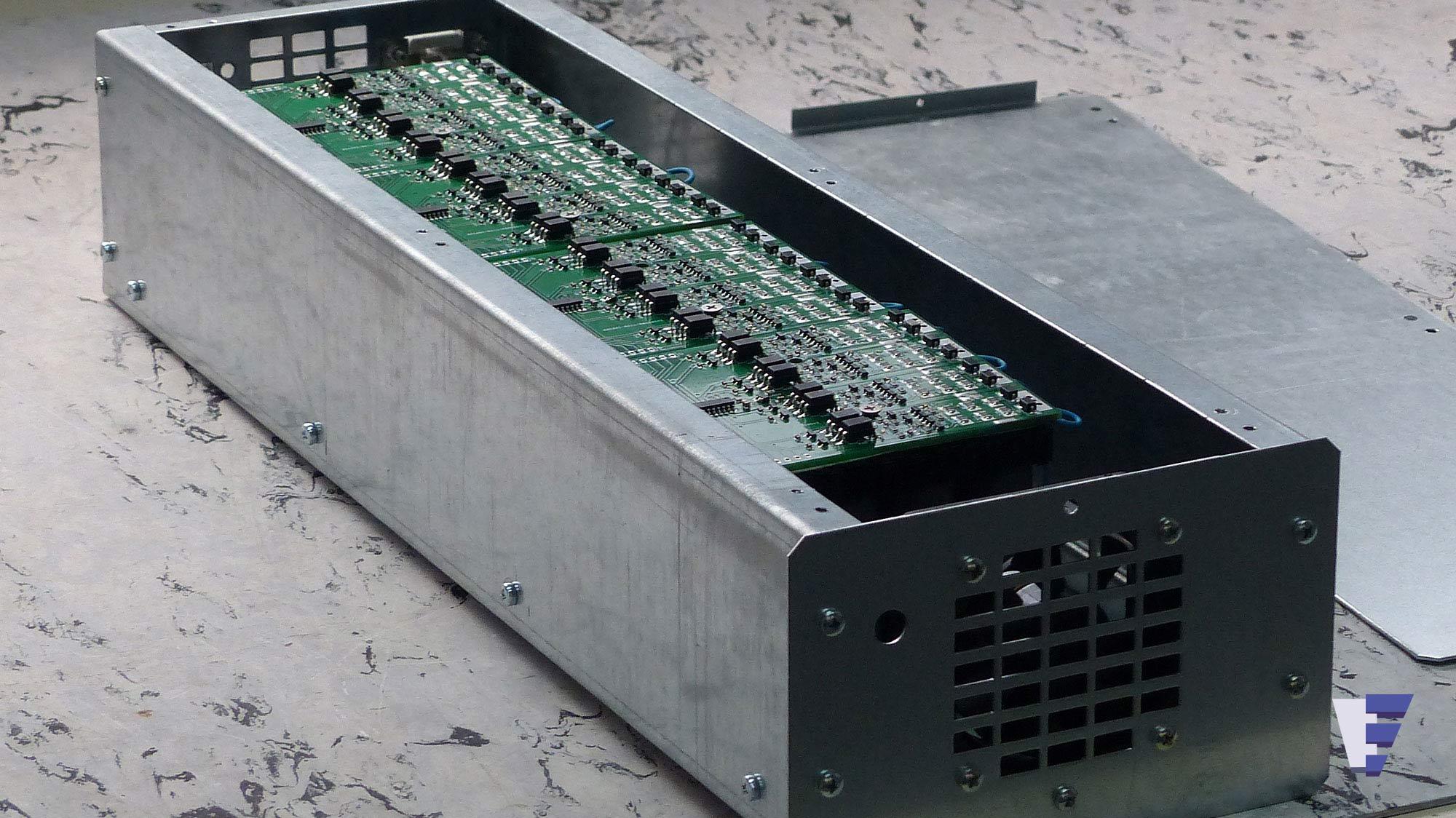Velčić Ltd - Li-Ion battery modules - soundless electric vehicles