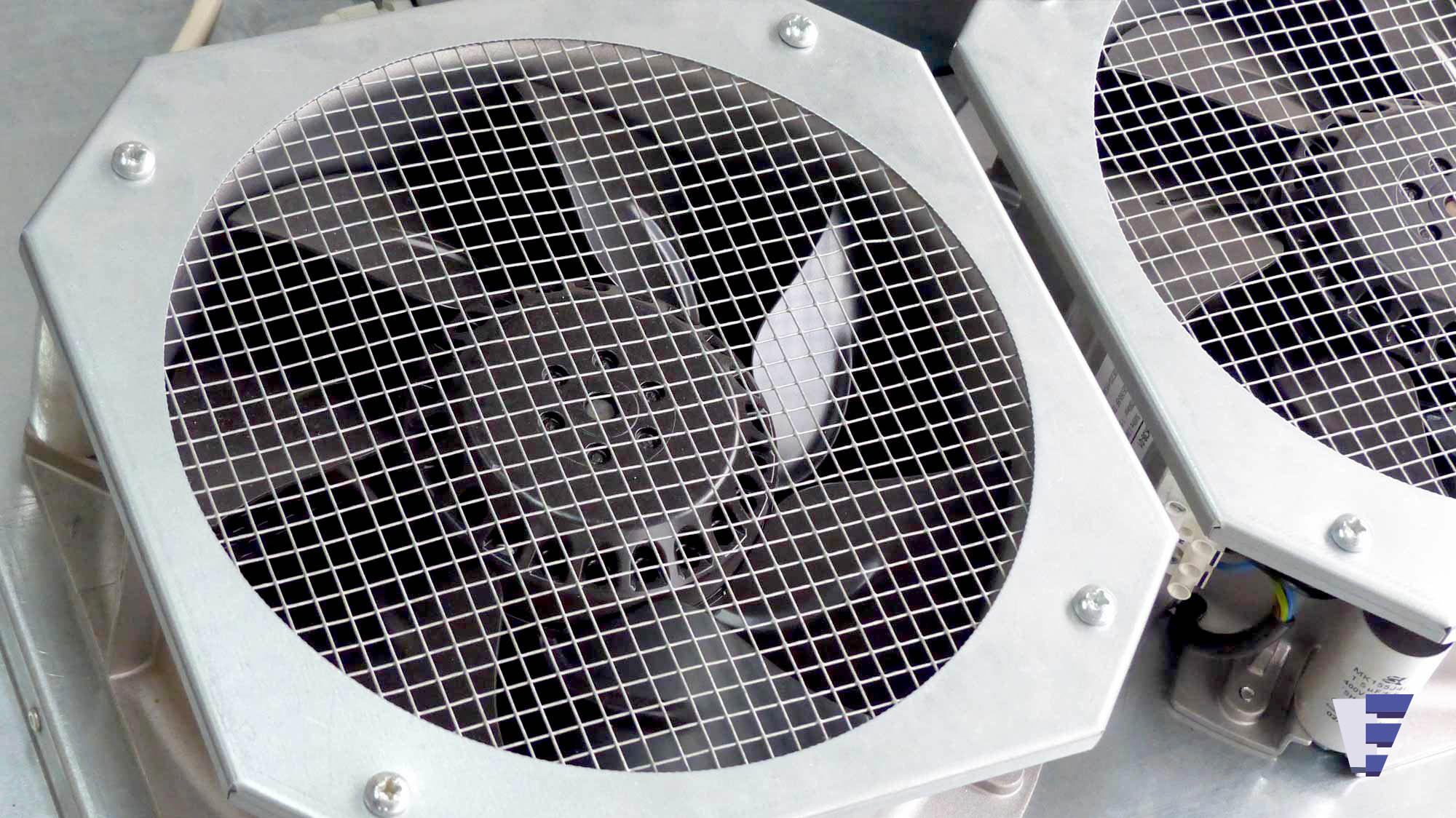 Velčić d.o.o. - Podna ventilatorska jedinica - hlađenje infor