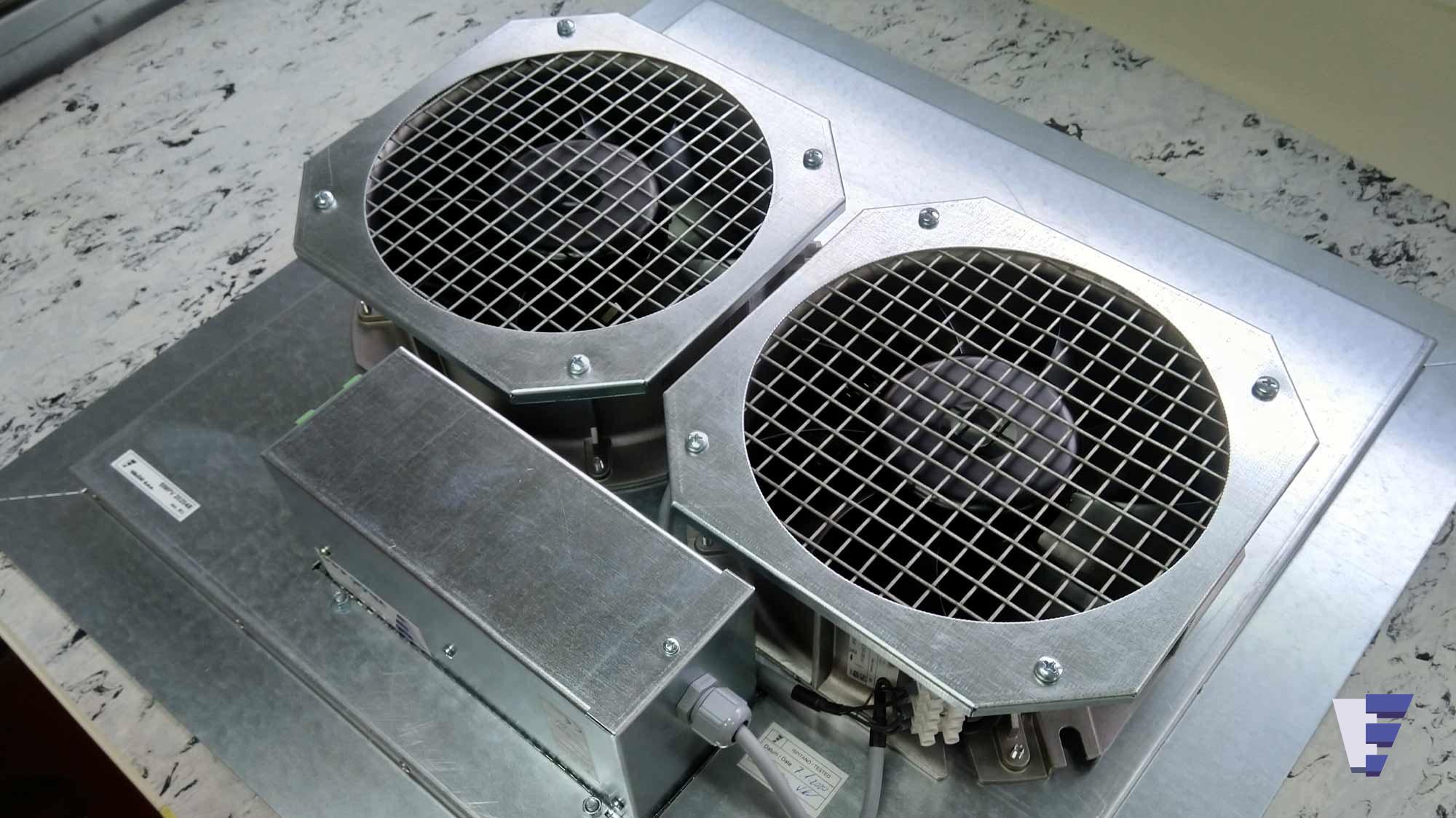 Velčić d.o.o. - Podna ventilatorska jedinica - hlađenje za en