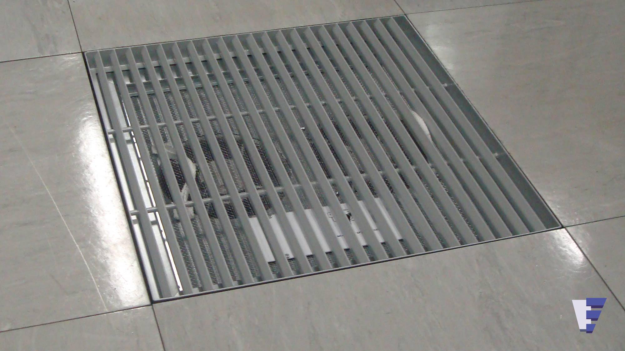 Velčić d.o.o. - Podna ventilatorska jedinica - Precizna klimat