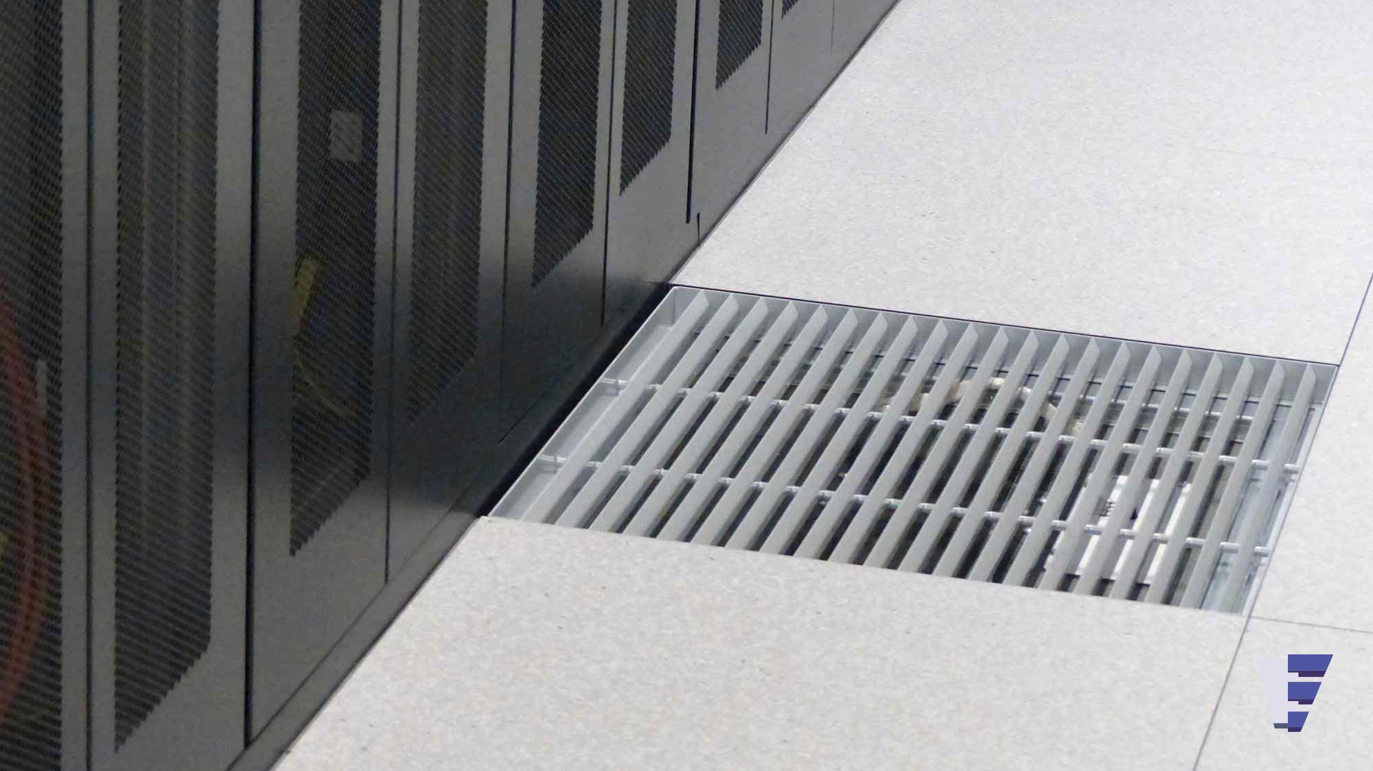 Velčić d.o.o. - Podna ventilatorska jedinica - sustavi data centara