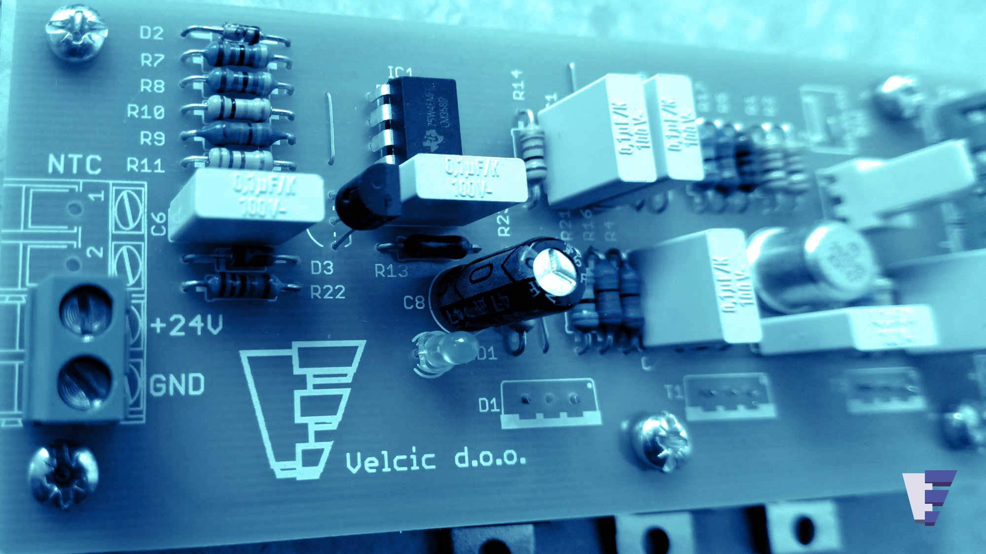 Velčić d.o.o. - Stolna ventilatorska jedinica - prisilna cirkulacija zraka